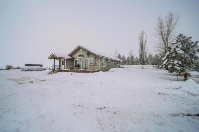 McCall Single Family Home For Sale: 13748 Hwy 55