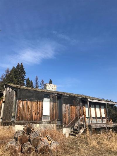 Cascade Single Family Home For Sale: 1506 Vista Trail