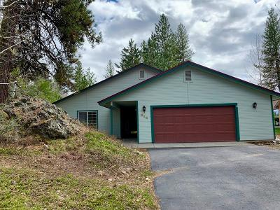 McCall Single Family Home For Sale: 628 Woodland Drive