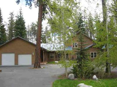 McCall Single Family Home For Sale: 1909 Pilgrim Cove Road
