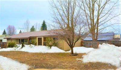 New Meadows Single Family Home For Sale: 216 N Heigho Avenue