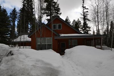 McCall Single Family Home For Sale: 1310 Majestic View Drive