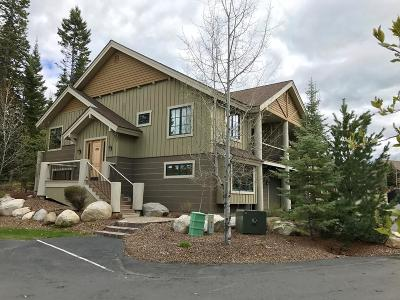 McCall Single Family Home For Sale: 1389 Hearthstone Court #17F