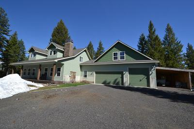 McCall Single Family Home For Sale: 10 Usher Court