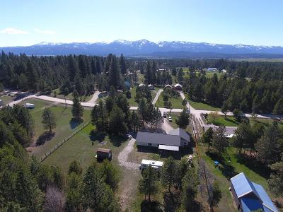 Cascade Single Family Home For Sale: 24 E Prospectors Drive