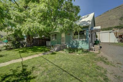 Riggins Single Family Home For Sale: 607 S Main Street