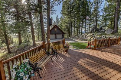Cascade Single Family Home For Sale: 2 Truckee Trail