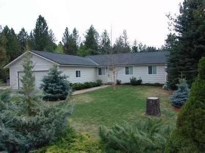 Cascade Single Family Home For Sale: 127 Bogie Drive