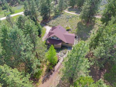 Cascade Single Family Home For Sale: 166 Ponderosa Lane
