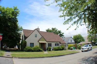 Lewiston Single Family Home For Sale: 722 10th Street