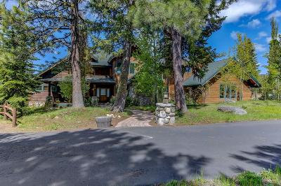 McCall Single Family Home For Sale: 1409 Club Hill Boulevard