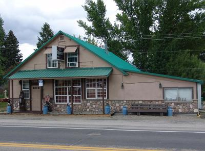 Cascade Commercial For Sale: 314 S Main Street
