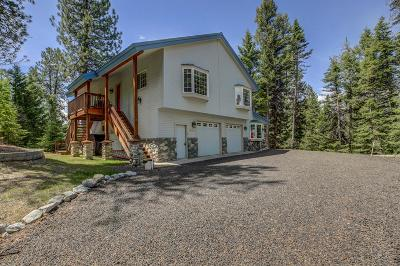 McCall Single Family Home For Sale: 1000 Bitterroot Drive