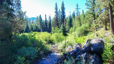 Cascade Residential Lots & Land For Sale: Tbd5 Clear Creek Road