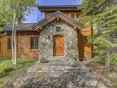 Tamarack Single Family Home For Sale: 21 Rock Creek