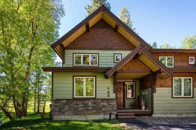 McCall Condo/Townhouse For Sale: 722 Lick Creek Road #8