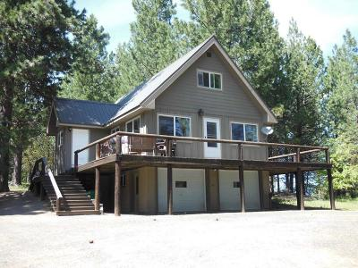 Cascade Single Family Home For Sale: 441 Cabarton Road
