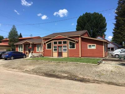 Cascade Commercial For Sale: 110 E Payette Street