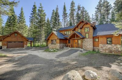 McCall Single Family Home For Sale: 1055 Cee Way Loop