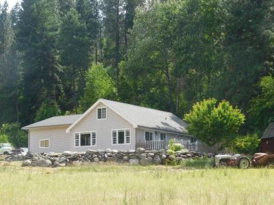 Single Family Home For Sale: 5541 Hwy 95