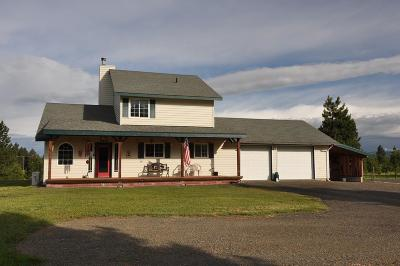 McCall Single Family Home For Sale: 1510 S Samson Trail