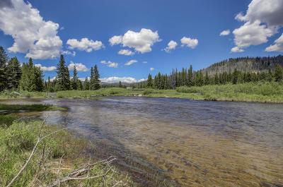 Idaho County, Valley County Residential Lots & Land For Sale: Lot 7 Warren Wagon Road