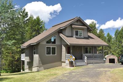 McCall Single Family Home For Sale: 14143 Jefferson Road