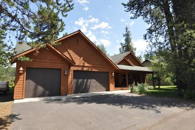 McCall Single Family Home For Sale: 1656 Timber Circle