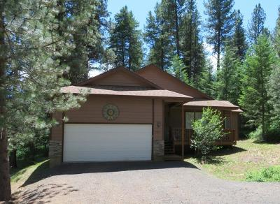 New Meadows Single Family Home For Sale: 2943 Brundage Court