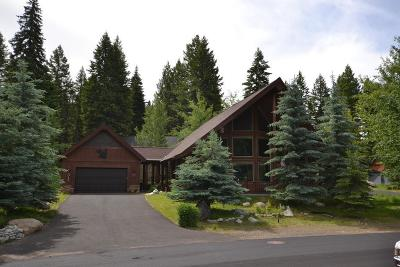 McCall Single Family Home For Sale: 1400 Bitterroot Drive