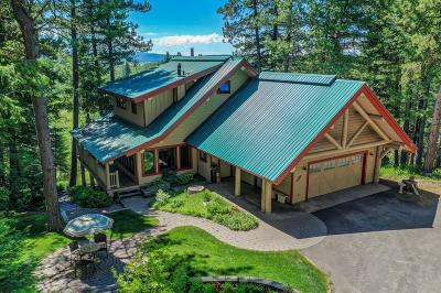 McCall Single Family Home For Sale: 14076 Morell Road