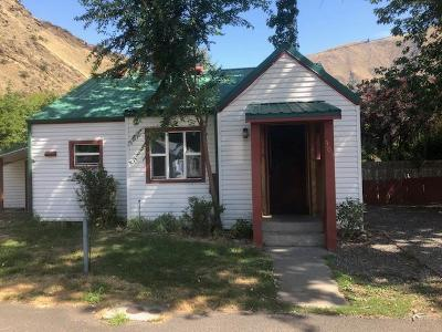 Riggins ID Single Family Home For Sale: $159,000