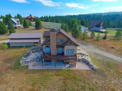 Cascade Single Family Home For Sale: 83 Vista Point Loop