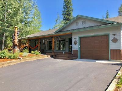 McCall Single Family Home For Sale: 1020 Fireweed Drive