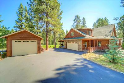 New Meadows Single Family Home For Sale: 2948 Brundage Court