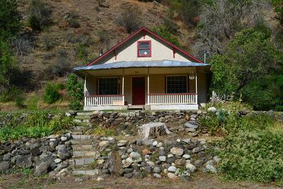 Riggins ID Single Family Home For Sale: $165,000