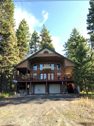 McCall Single Family Home For Sale: 1072 North View Drive