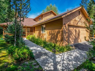 McCall Single Family Home For Sale: 1316 Birdie Drive