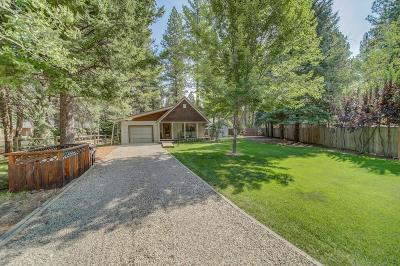 McCall Single Family Home For Sale: 1824 Fairway Loop