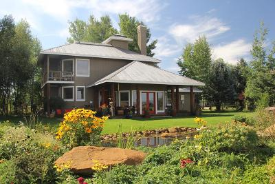 McCall Single Family Home For Sale: 13288 Farm To Market Road