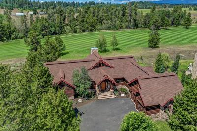 McCall Single Family Home For Sale: 219 Jussila Bow Place