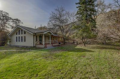 Riggins ID Single Family Home For Sale: $250,000