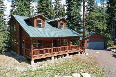 McCall Single Family Home For Sale: 1504 Lick Creek Road