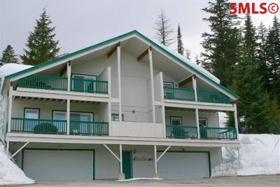 Sandpoint Condo/Townhouse For Sale: 512 Telemark Road