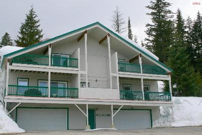 Sandpoint Multi Family Home For Sale: 512 Telemark Road