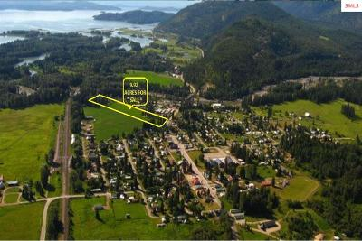 Clark Fork Residential Lots & Land For Sale: 317 W 4th Ave.