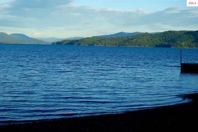 Sandpoint Residential Lots & Land For Sale: Nna W Oden Bay