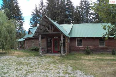Sandpoint ID Single Family Home For Sale: $389,900