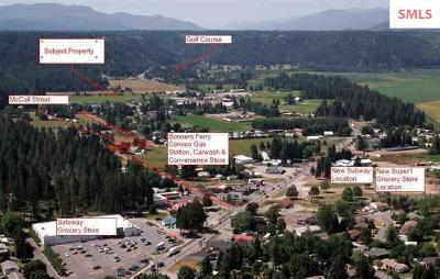 Bonners Ferry Residential Lots & Land For Sale: 6075 Main St.