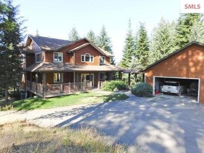 Coeur D'alene Single Family Home For Sale: 3860 S Bobsled
